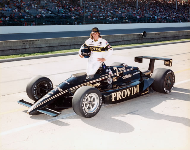 1988 CART PPG Indy Car World Series - History 1988-CAR-7