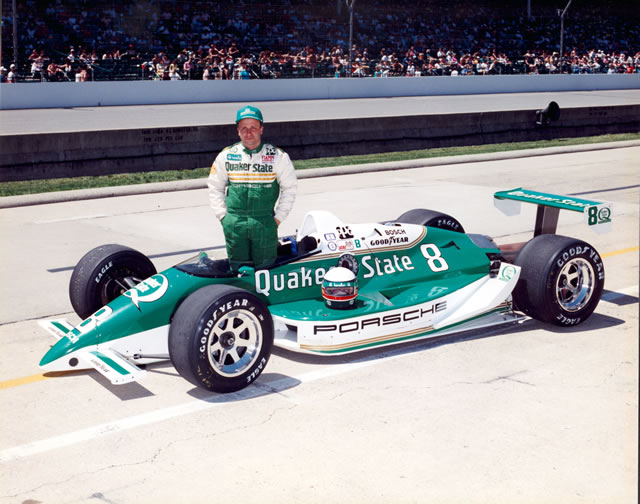1988 CART PPG Indy Car World Series - History 1988-CAR-8