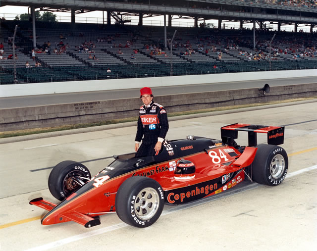 1988 CART PPG Indy Car World Series - History 1988-CAR-84