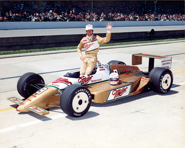 1988 CART PPG Indy Car World Series - History 1988-CAR-9