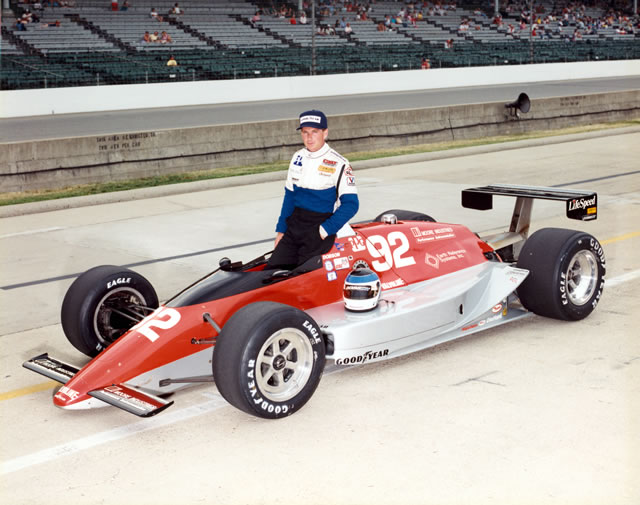 1988 CART PPG Indy Car World Series - History 1988-CAR-92