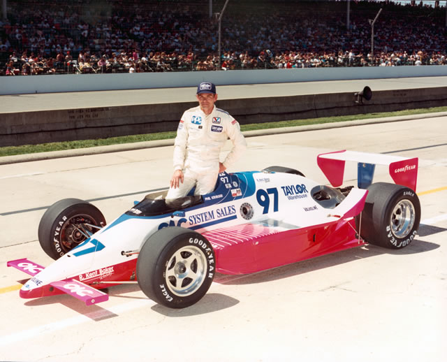 1988 CART PPG Indy Car World Series - History 1988-CAR-97