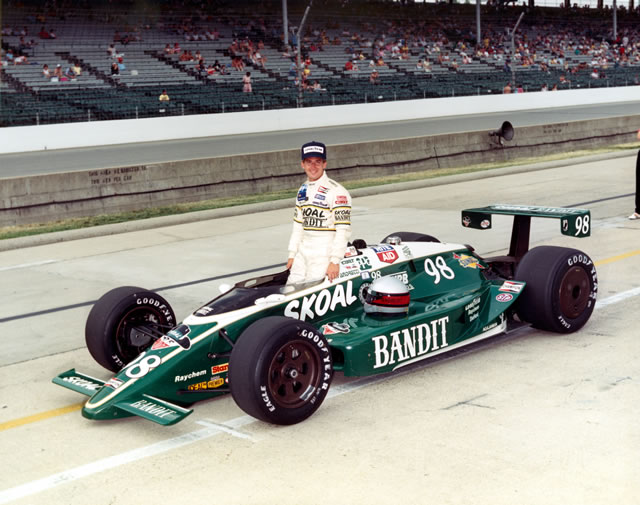 1988 CART PPG Indy Car World Series - History 1988-CAR-98
