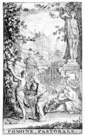 L'Opéra français et italien au XVIIème XVIIIème siècle Pomone_grav3