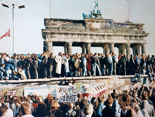 The Largest Automobile Manufacturing Sector BerlinWall1