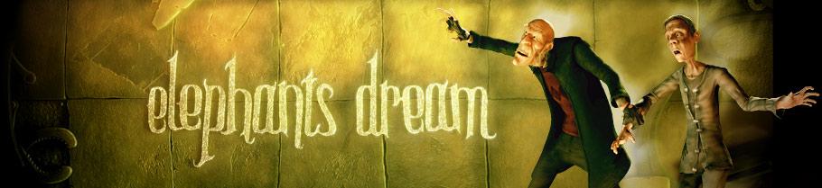 Elephant Dreams : Court Métrage En 3d Libre Ed_header