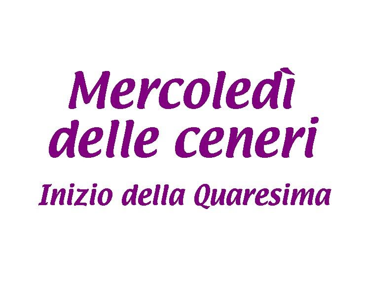 BUON MARZO Mercoledi-delle-ceneri1