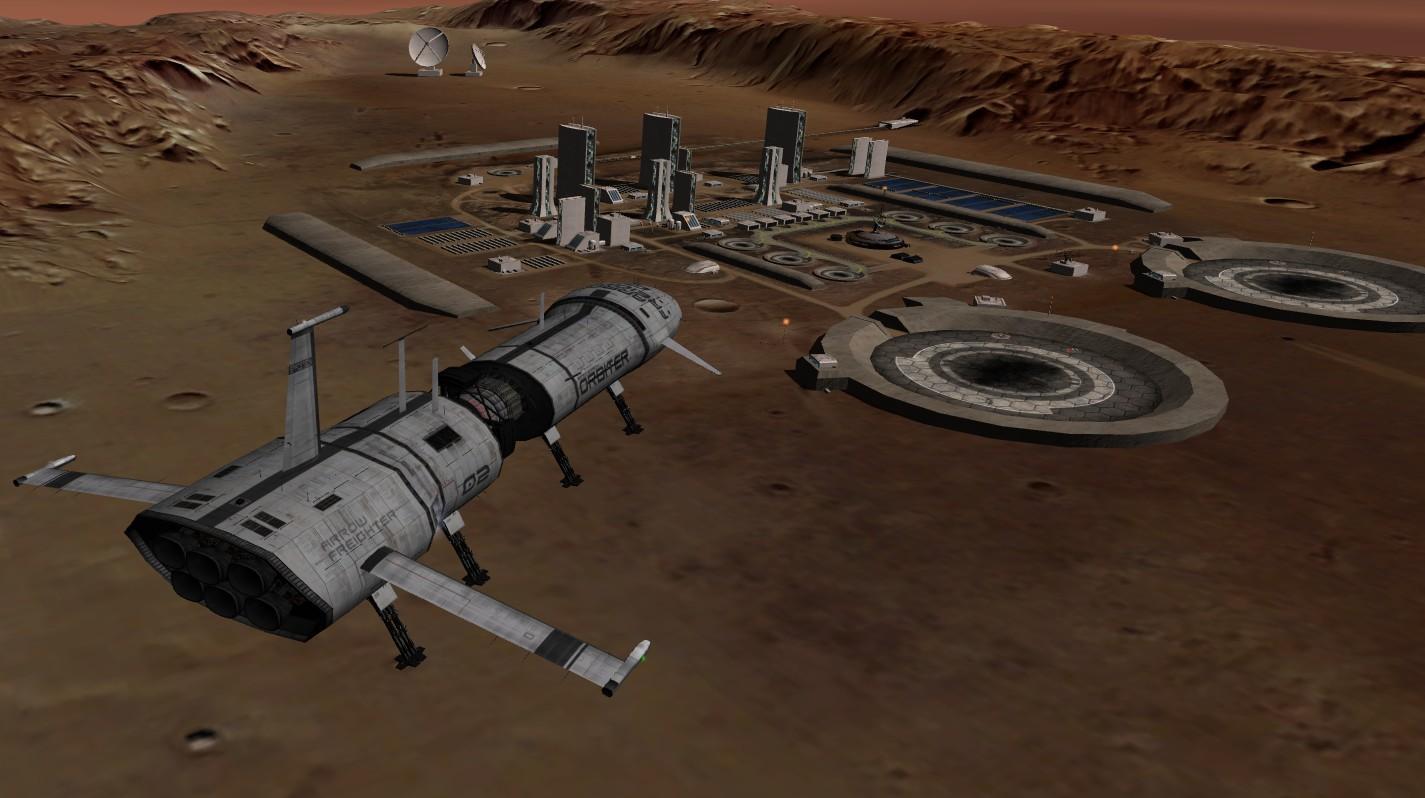 Orcus Patera: una nuova base su Marte Orcus2013-11-30_065640