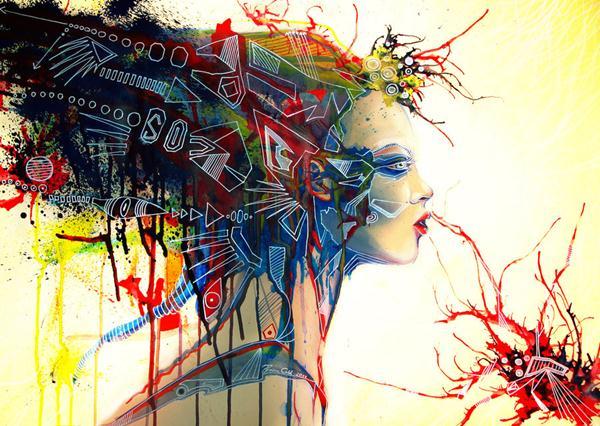 Современная живопись 01