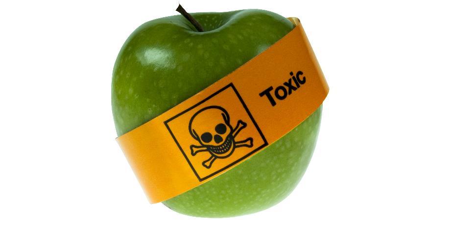 Metoda na pozbycie się pestycydów... Pestycydy