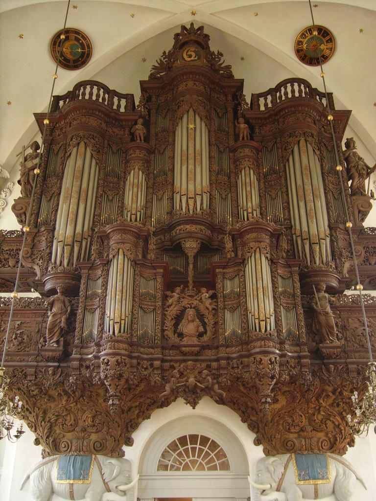 Bach - Oeuvres pour orgue - Page 5 CopenhagueFrelsersKirke3