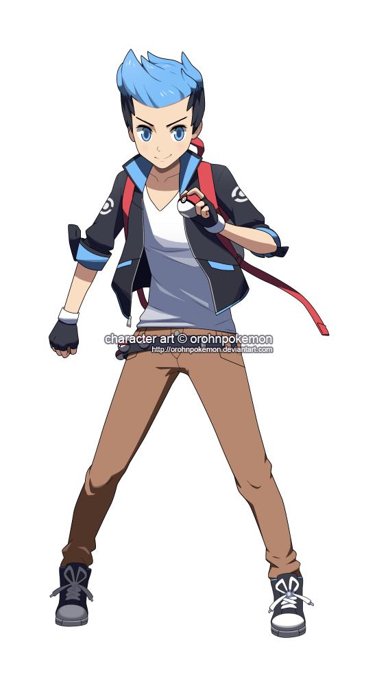 Pokémon Ex Chronos - Rumo Ao Desconhecido Azria_haynes_by_orohnpokemon-d4o7x04
