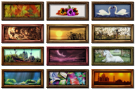 Bibliothèque des ressources VX Ace Tilesets Rpg_maker_paintings_by_ayene_chan-d5i9mig