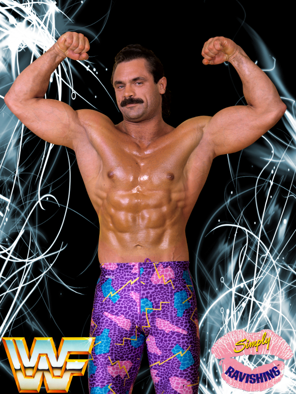 A Word On the Upcoming Storm Train   Rick_rude_promo_by_deviantfafnir-d4sgxgr