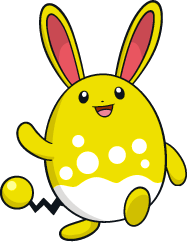 Lemon the Shiny Azumarill | [Cyllage | Ace] Shiny_azumarill_dream_world_art_by_trainerparshen-d6iembs