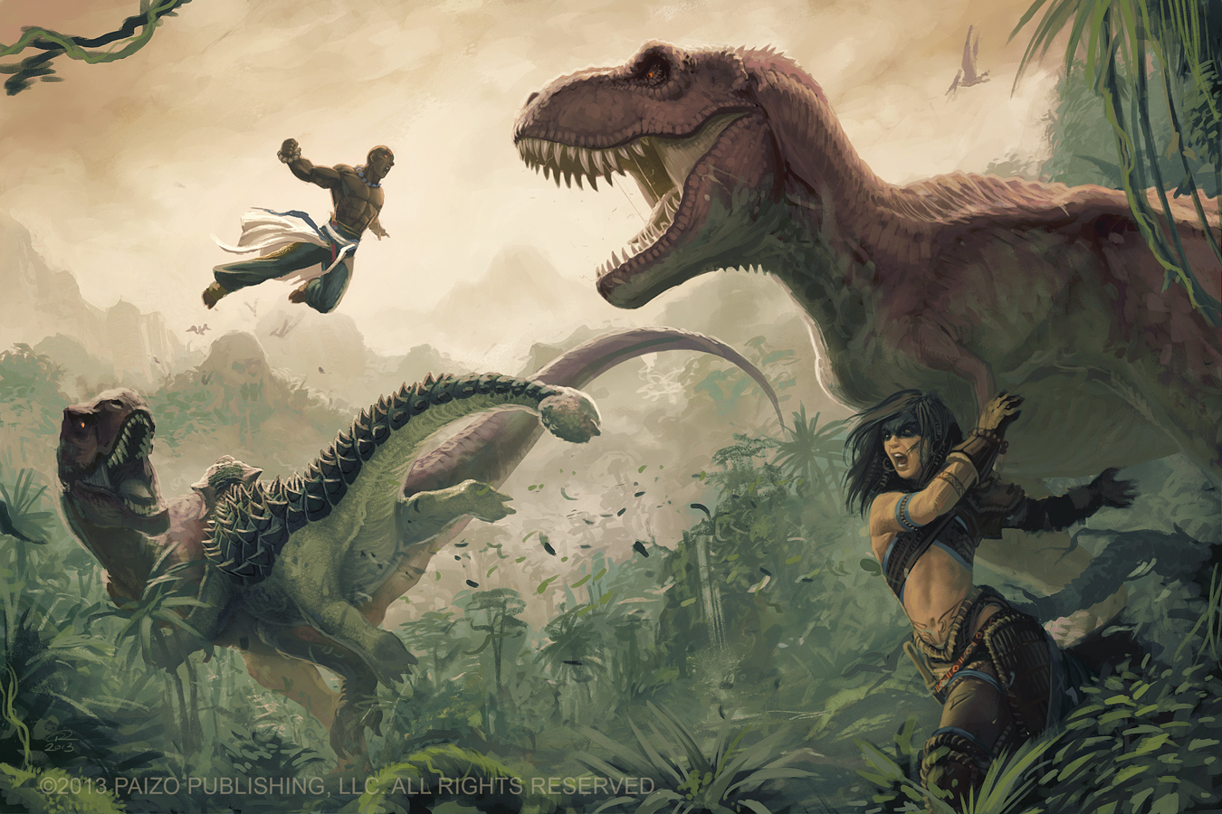 The Dinosaur Kingdoms Role Playing Game Pzo1126_ch7_sample_adventure_preview_2a_wat_by_akeiron-d70gjya
