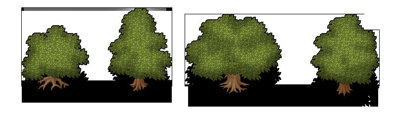 Bibliothèque des ressources VX Ace Tilesets Wip_trees_v1_hunters_by_zewiskaaz-d585q79