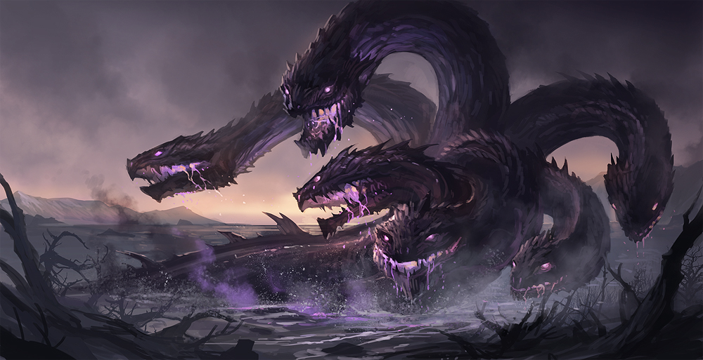Guia Criaturas Magicas Hydra__dipsy_demo__by_sandara-d74271p
