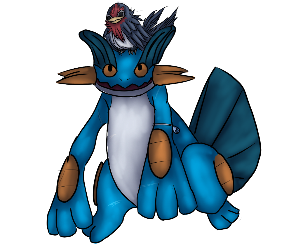 Noah the Swampert and Ellie the Taillow (Pallet Team) Sketch1450487508469_by_batemmaman-d9kld6e
