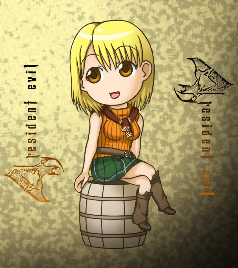 Voz de leon reemplazada por voz de chica anime Re4__ashley_graham_sd_by_3gameover3
