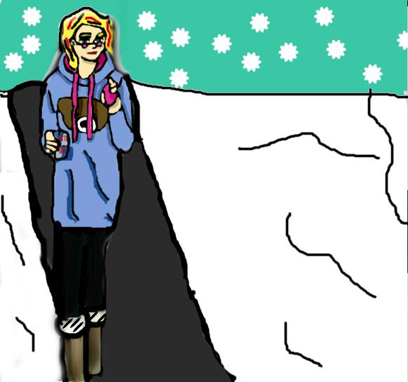 jeannie meets the Abominable Snowman ? Teddy_by_ccrgameman-da3vjk6