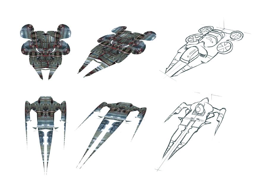 [ Step ]  Spaceship_by_tranenlarm-d92ddtr