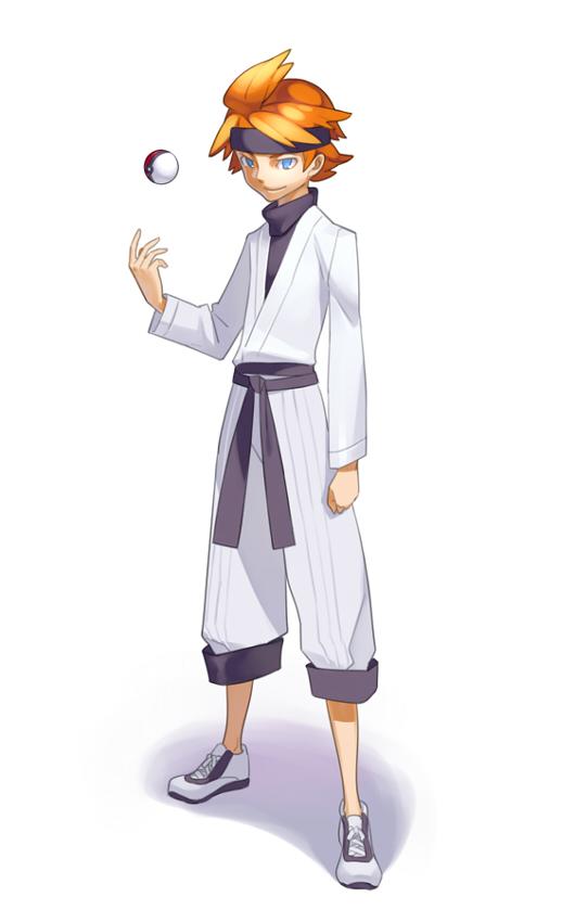 Pokémon: Saikyou no Chousen Commission__buster_by_nurebaironohoshi-d4hjwyg