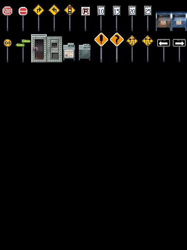Bibliothèque des ressources VX Ace Tilesets Modern_signs_by_nicnubill-d6yfu65