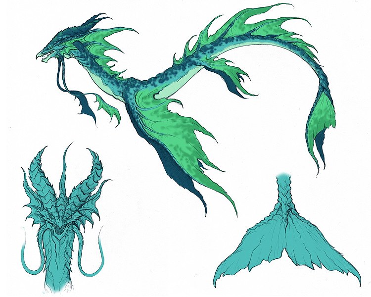 Qualzexcta Jaguasa Dermain Sea_serpent_concept_by_yindragon-d4hy1ms
