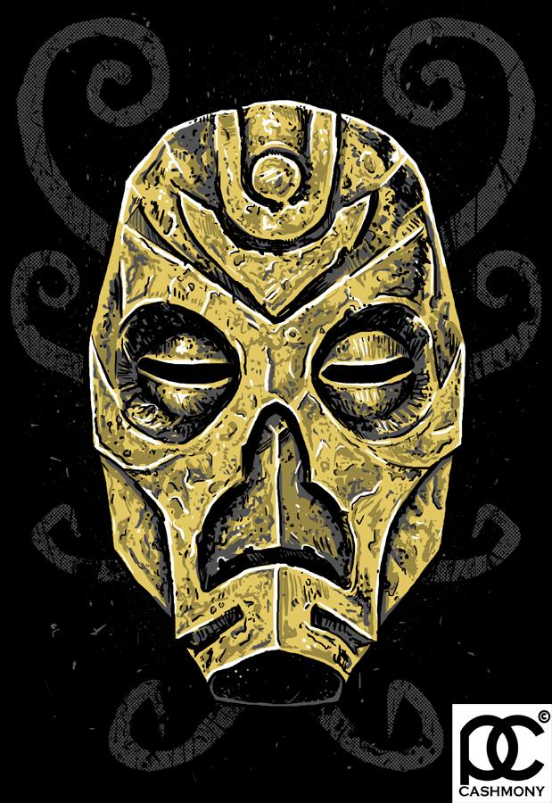 Os Herois / As Lendas - Fichas Dragon_priest_mask_fan_art_by_parin81270024-d4psxau