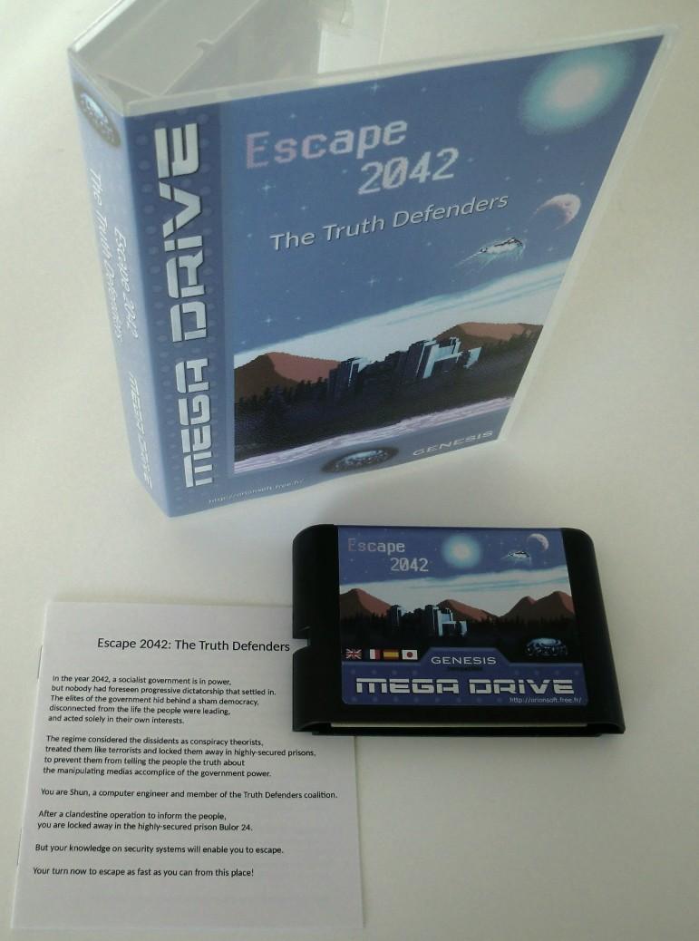 Escape 2042, les différentes news - Page 2 Escmd