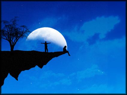 *** Sperem *** 12th sezione _ - Pagina 20 Seduto-alla-luna