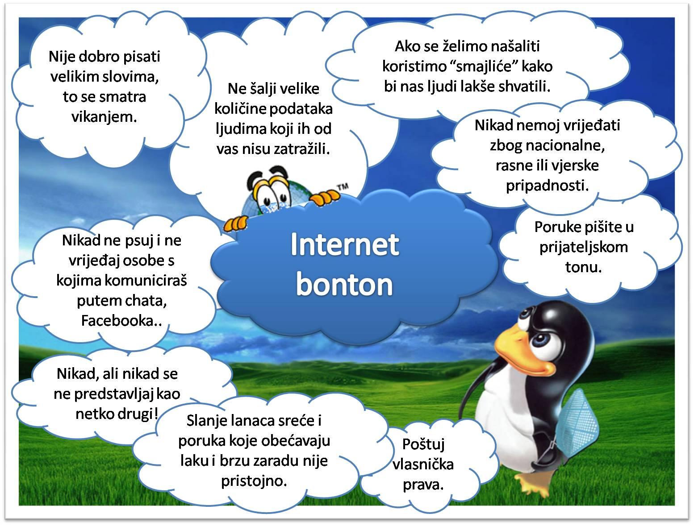 Bonton našeg doba-Treba biti fin Internet-bonton