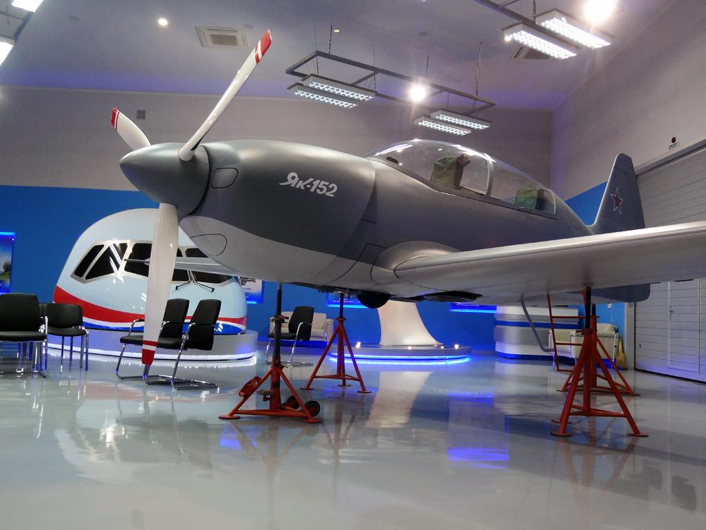 Yakovlev YAK-152 Yak152bottom