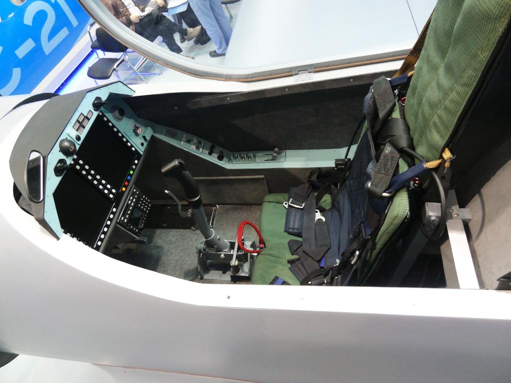 Yakovlev YAK-152 Yak152cockpit