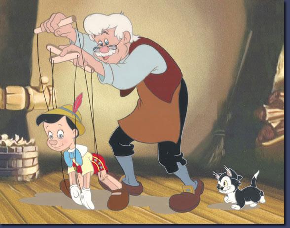 [Dossier] Les comédiens de doublage des films d'animation Disney en version française - Page 5 Gepetto