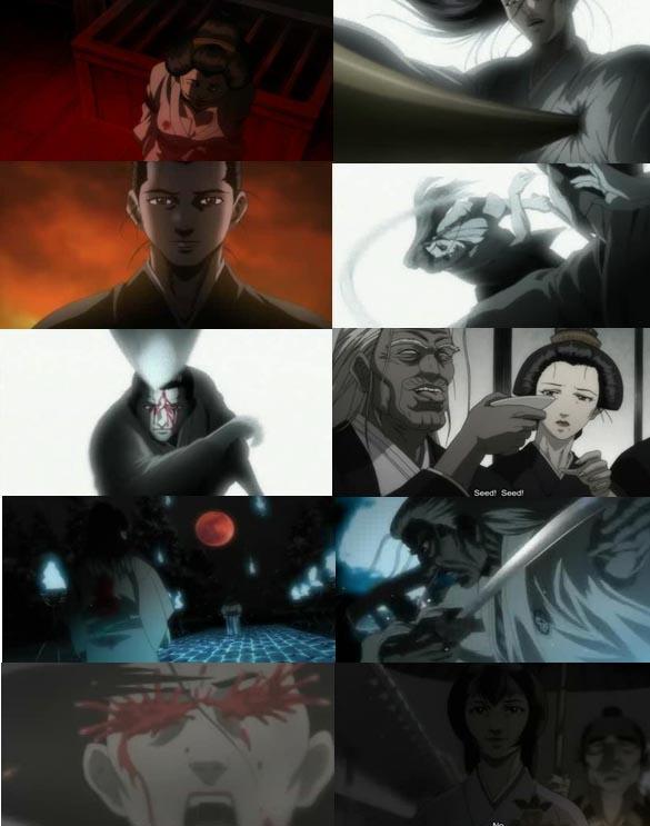 vos 10 meilleurs mangas - Page 4 Kogansrevenger