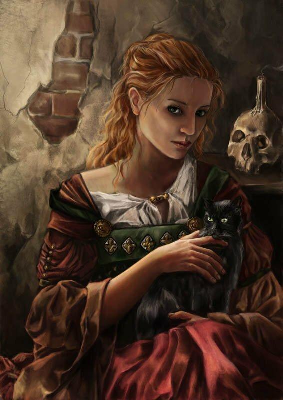 Как я вижу участников форума 1253131722_witch_and_her_cat_by_wrednawiedzma