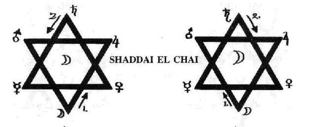 Ритуал Гексаграммы Hex2