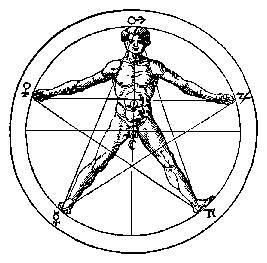 История пентаграммы Pentagram2