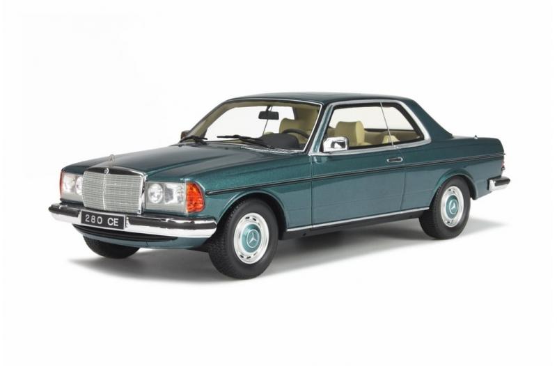 La Daimler mobile, C123 Mercedes-c123-280ce