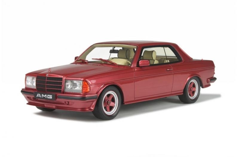 La Daimler mobile, C123 Mercedes-benz-amg-500ce