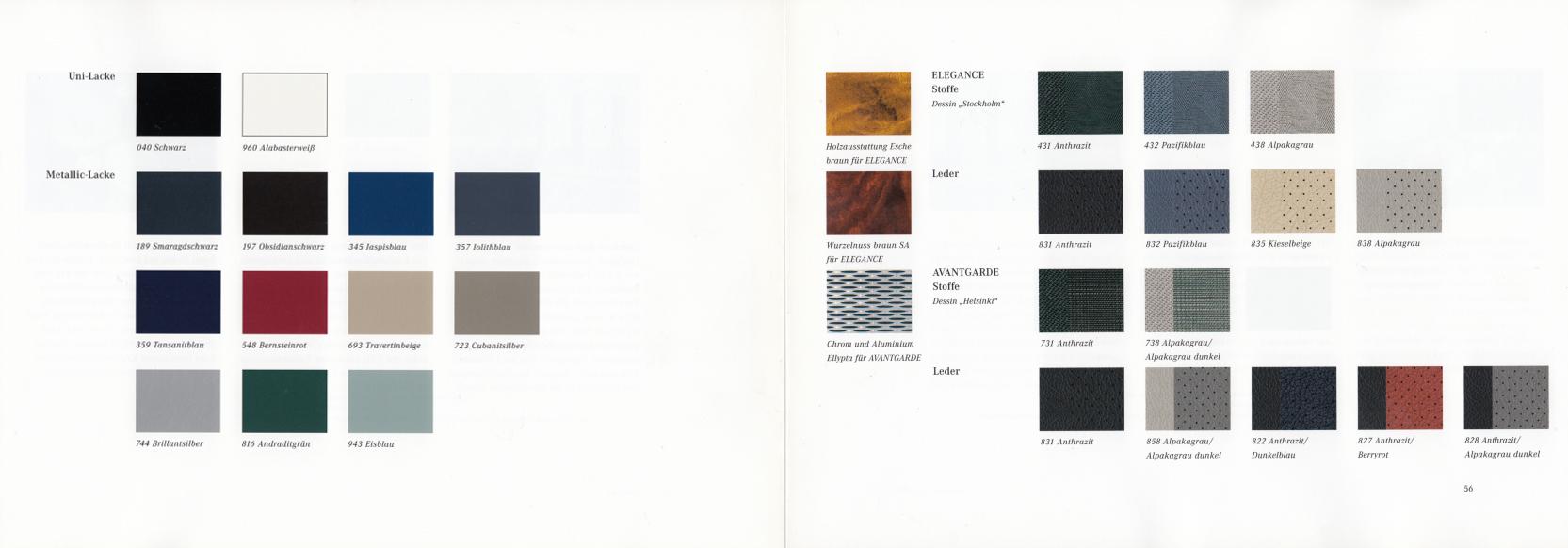 (C209): Catálogo 2002 - alemão 029