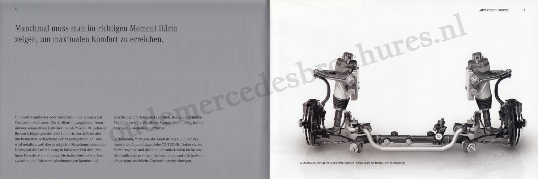 (C219): Catálogo 2008 - alemão 008