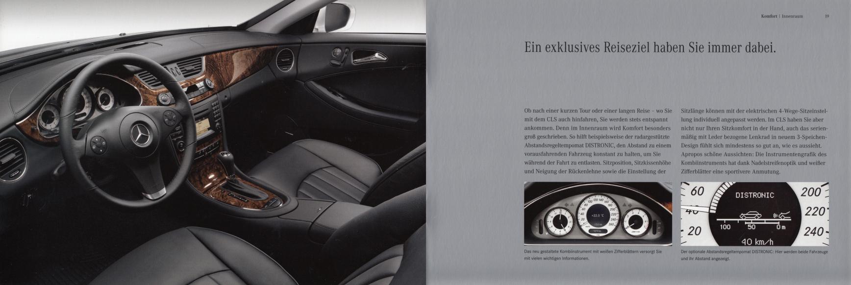 (C219): Catálogo 2008 - alemão 011