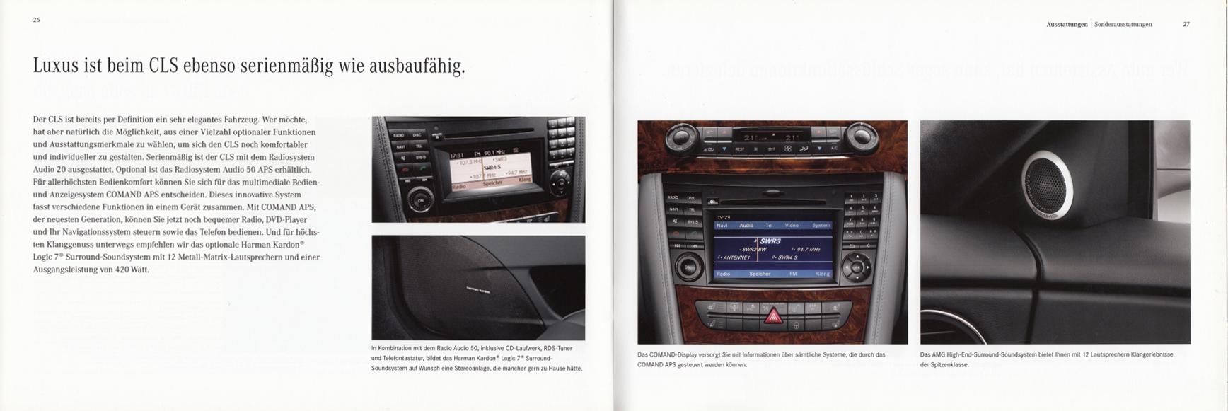 (C219): Catálogo 2008 - alemão 015