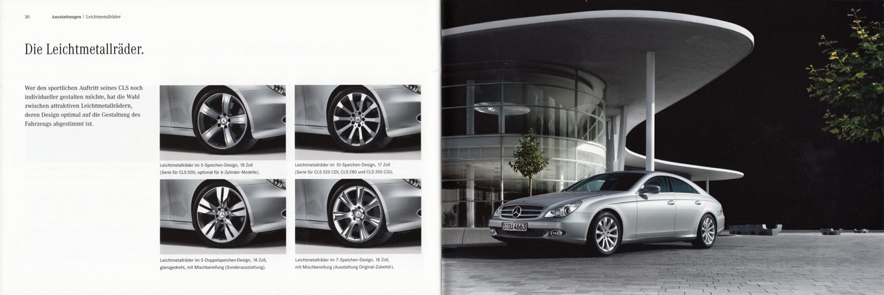 (C219): Catálogo 2008 - alemão 017