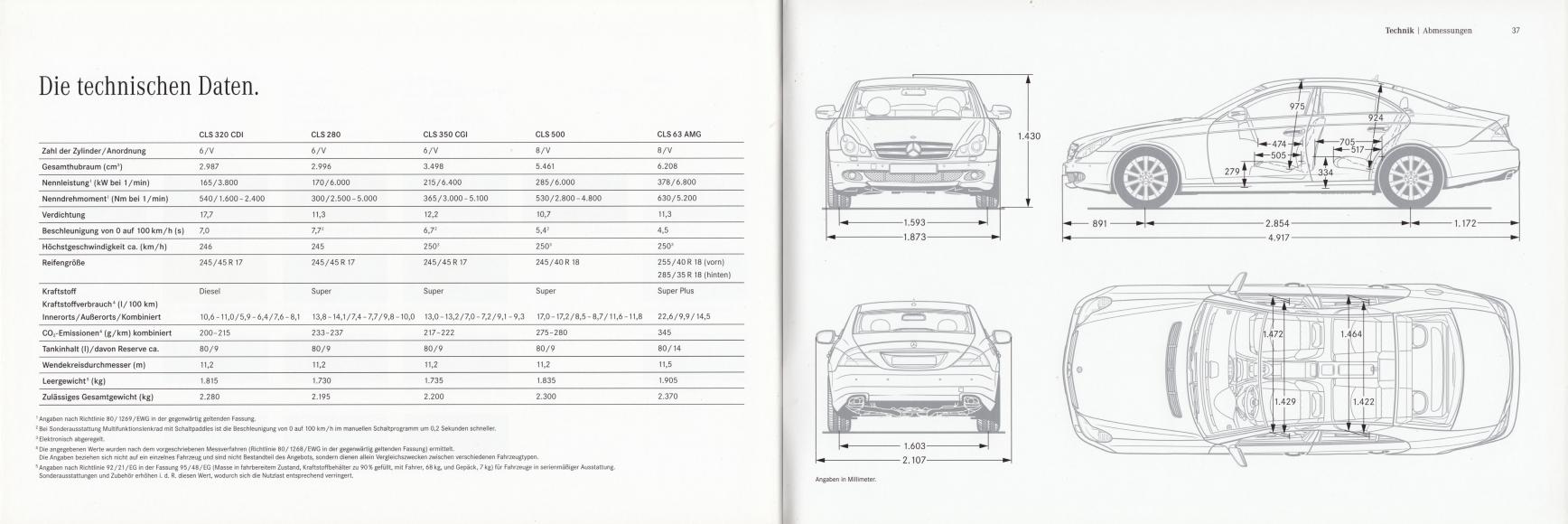 (C219): Catálogo 2008 - alemão 020