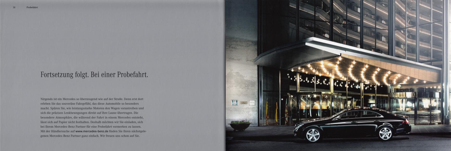 (C219): Catálogo 2008 - alemão 021