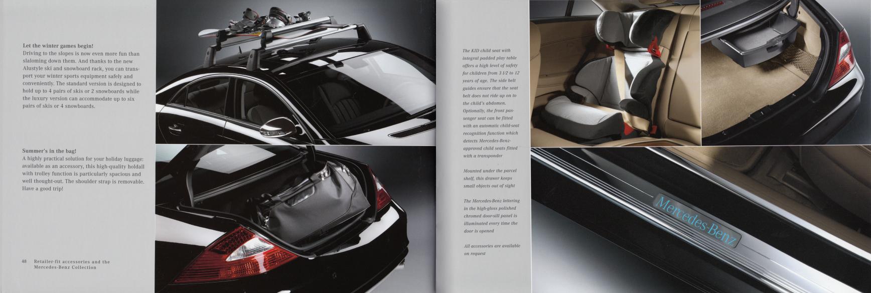 (C219): Catálogo 2005 - inglês 025